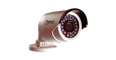 IR付固定ミニバレット型NWカメラ(2MP/4MP)